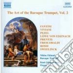 Musica x tr barocca vol.2 cd musicale