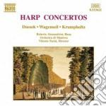 Concerto per arpa op.15, sonata per arpa cd musicale di Dussek franz xaver
