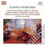 Ouvertures famose cd musicale