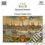 Bach Carl Philipp Emanuel - Sonate Per Tastiera cd musicale di Bach carl philip ema