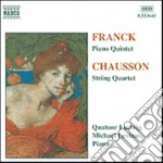Quintetto con pianoforte in fa minore cd musicale di CÉsar Franck