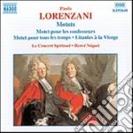 Lorenzani cd musicale