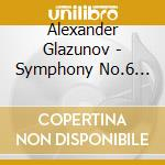 SYMP.N.5 AND 8 cd musicale di GLAZUNOV