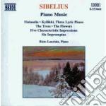 Musica x pf: killikki op.41, 5 pezzi op. cd musicale di Jean Sibelius