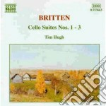 Suite x vlc solo n.1 > n.3 cd musicale di Benjamin Britten