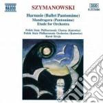 Harnasie (balletto pantomima op.55), man cd musicale di Karol Szymanowski
