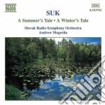 Un racconto d'estate op.29, un racconto cd musicale di Josef Suk