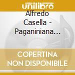 PAGANINIANA cd musicale di CASELLA
