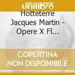 Music for flute vol.2 cd musicale di HOTTETERRE