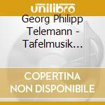 Tafelmusik vol.3 cd musicale di TELEMANN