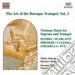 Musica x tr barocca vol.3 cd musicale