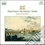 De maman op.28, 6 pezzi x pf op.7, moods cd musicale di Josef Suk