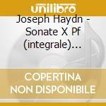 Piano sonatas vol.10 cd musicale di HAYDN FRANZ JOSEF