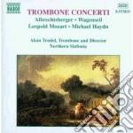 Trombone concerti-artisti vari cd musicale di Artisti Vari