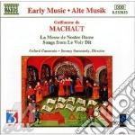 Guillaume De Machaut - Messa Di Notre Dame cd musicale di MACHAUT