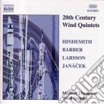Summer music op.31 (x quintetto di fiati cd musicale di Samuel Barber