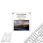 Piano works vol.3 cd musicale di SZYMANOWSKI