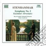 Sinfonia n.2 op.34, excelsior! (ouvertur cd musicale di Wilhelm Stenhammar