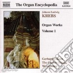 Organ works vol.1 cd musicale di KREBS