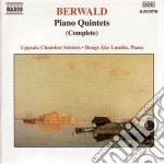 Quintetti con pf (integrale): quintetti cd musicale di Franz Berwald