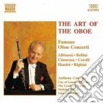 Concerti x oboe di albinoni, handel, rig cd musicale