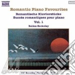 Romantic piano favourites vol.1 cd musicale di ARTISTI VARI