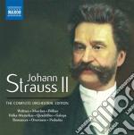 Integrale delle opere orchestrali (the c cd musicale di Johann Strauss
