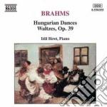 Valzer n.1 > n.16 op.39, danze ungheresi cd musicale di Johannes Brahms