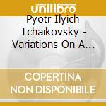 Rococo variations cd musicale di Gerhardd Markson