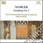 Sinfonia n.7 cd musicale di Gustav Mahler