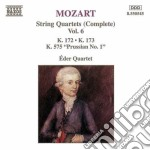 Quartetti x archi vol.6 (integrale): qua cd musicale di Wolfgang Amadeus Mozart