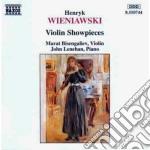 Wieniawski Henryk - Pezzi Di Bravura X Vl: Souvenir De Moscou Op.6, Capriccio-valzer Op.7, ... cd musicale di Henryk Wieniawski