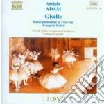 Giselle, balletto-pantomima in 2 atti cd musicale di Adam Adolphe