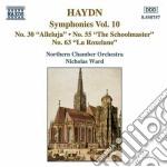 Haydn Franz Joseph - Sinfonia N.30