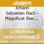 Magnificat ich habe genug cd musicale di WARDNICHOLAS