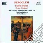 Stabat mater, orfeo (cantata) cd musicale di Pergolesi giovanni b