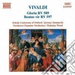 Gloria rv 589 cd musicale di Nicolas Ward