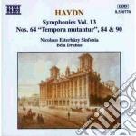 Haydn Franz Joseph - Sinfonia N.64