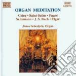 Organ Meditation cd musicale