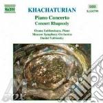 Piano concerto 09 cd musicale di KHACHATURIAN