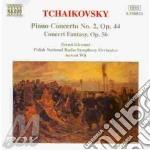Piano concerto n.2 cd musicale di Antoni Wit