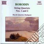 Quartetto x archi n.1, n.2 cd musicale di Alexander Borodin