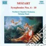 Sinfonia n.6 > n.10 cd musicale di Wolfgang Amadeus Mozart