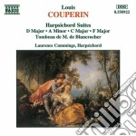 Louis Couperin - Harpsichord Suites cd musicale di FranÇois Couperin