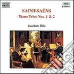 Trio n.1 op.18, n.2 op.92 cd musicale di Camille Saint-saËns