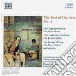 The best of operetta vol.1-a.v. 06 cd musicale di ARTISTI VARI