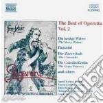 The best of operetta vol.2-a.v. 06 cd musicale di ARTISTI VARI