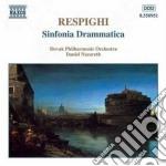 Sinfonia drammatica cd musicale di Ottorino Respighi