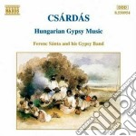 Musica zigana ungherese - czardas (ciard cd musicale