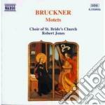 Mottetti cd musicale di Anton Bruckner